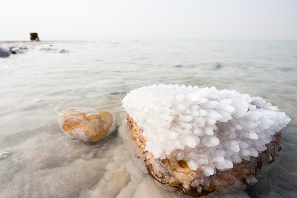 Dead Sea Salt for Psoriasis Treatment